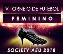 V Torneio Futebol Feminino 2018